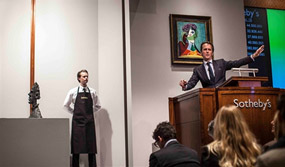 New York's November Sotheby's auction
